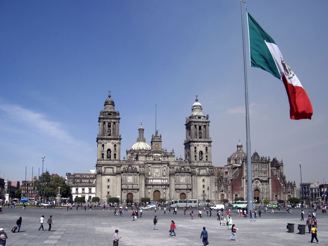 and Mexico